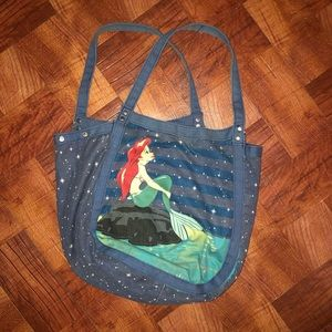 Little Mermaid bag